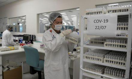 Louveira começa semana com 23 casos ativos de covid-19