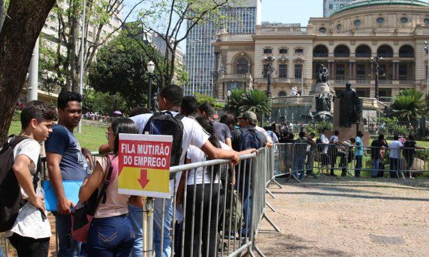 IBGE: número de desempregados chega a 13,5 milhões em setembro