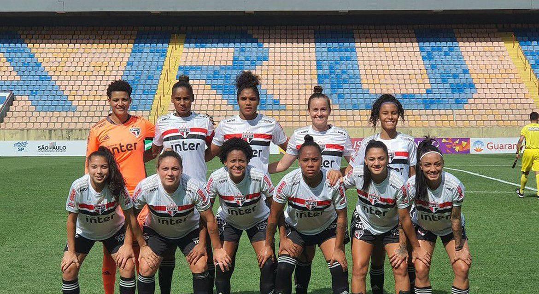 Futebol Feminino: São Paulo goleia time montado às pressas no Paulista por 29 a 0