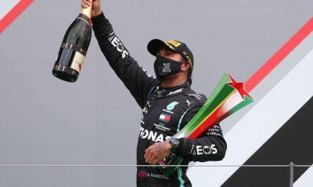 Com covid-19, Lewis Hamilton está fora do GP de Sakhir