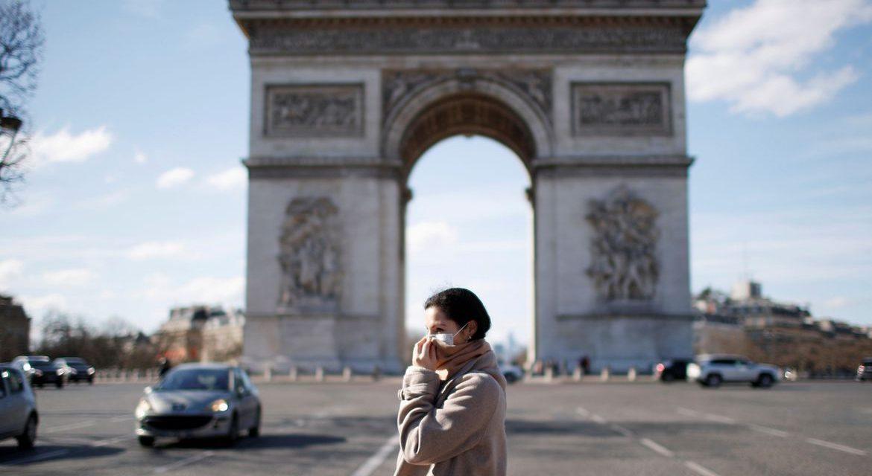 Pandemia se alastra mais na Europa do que no resto do mundo