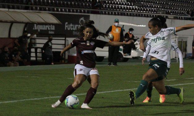 Brasileiro Feminino: Palmeiras avança e pode pegar Timão na semifinal