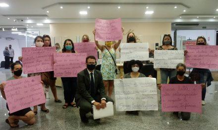 Monitoras de Educação Infantil se reúnem na Feira do Santo Antônio nesta sexta (11)