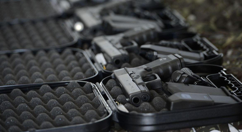 Governo zera alíquota de imposto de importação de revólver e pistola