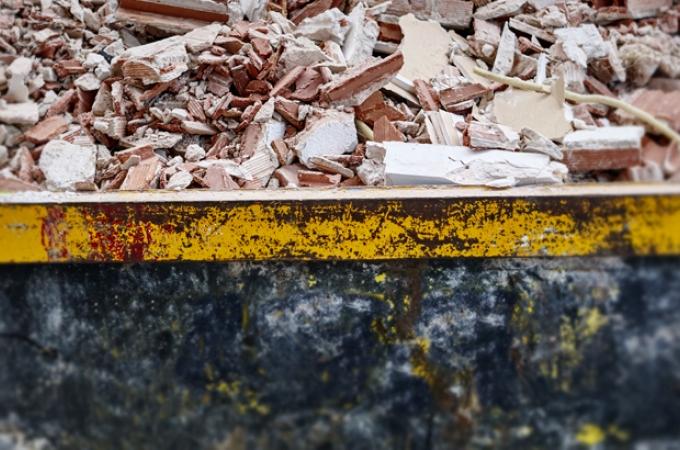 Louveira terá Central de Reciclagem de Entulho para destinação de resíduos da construção civil
