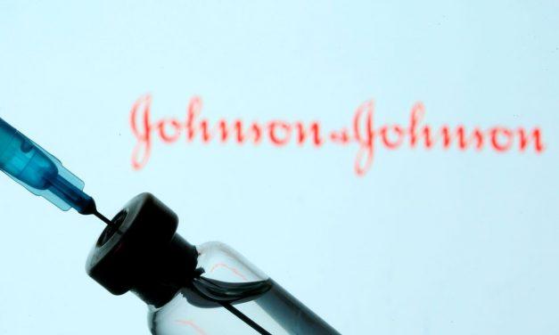 Vacina da Johnson & Johnson é 72% eficaz contra a covid-19 nos EUA