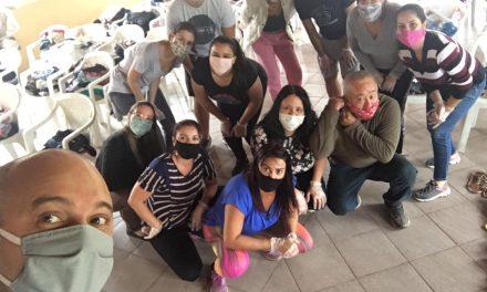 Moradores de Louveira se unem para fazer ações sociais
