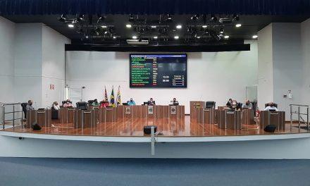 Primeira sessão ordinária de 2021 será na terça (02)