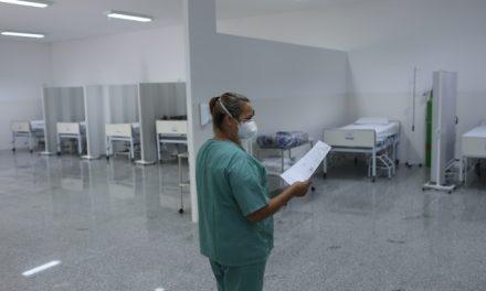 Hospital de Campanha de Louveira atende 199 pacientes nos primeiros quatro dias