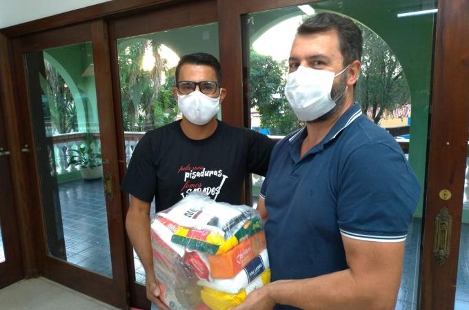 Fundo Social de Solidariedade inicia distribuição de cestas básicas para entidades cadastradas