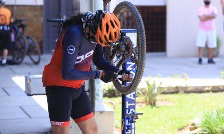Bandidos furtam ferramentas de bike station da Estação de Louveira