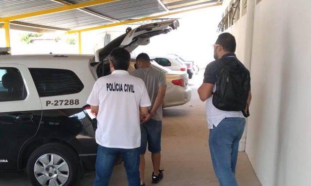 Homem é preso por bater na esposa no Santo Antônio
