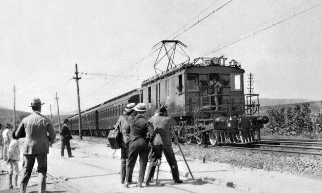 Louveira celebra no próximo domingo (24) os 100 anos da primeira viagem de um trem elétrico na América do Sul