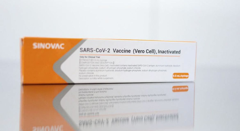 Vacina contra coronavírus: um milhão de doses chegam ao Brasil