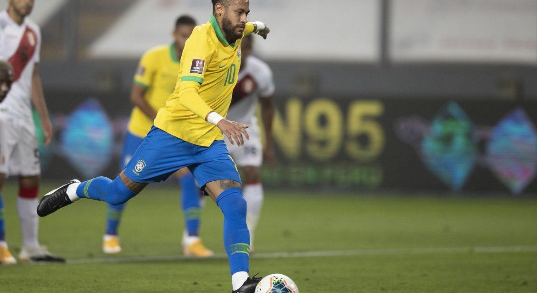 Seleção brasileira permanece em terceiro no ranking da Fifa