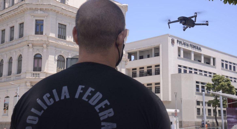 Polícia Federal usará drones para combater fraudes em eleições