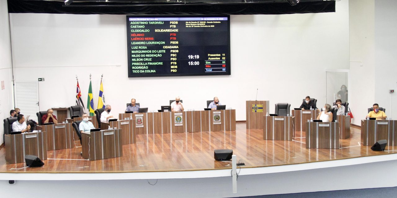 Lei do Silêncio: Vereadores derrubam veto do prefeito