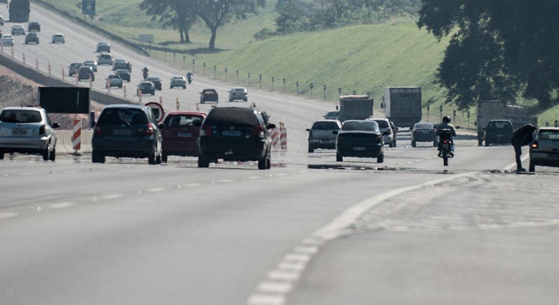 Rodovias paulistas registraram mais de 28,7 mil acidentes em 2020