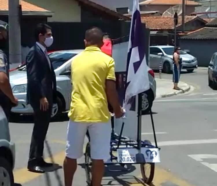 Eleição em Louveira: dois presos e juiz recolhe bandeiras
