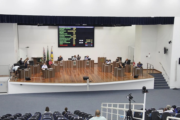 Câmara realiza sessão rápida nesta terça-feira (10)