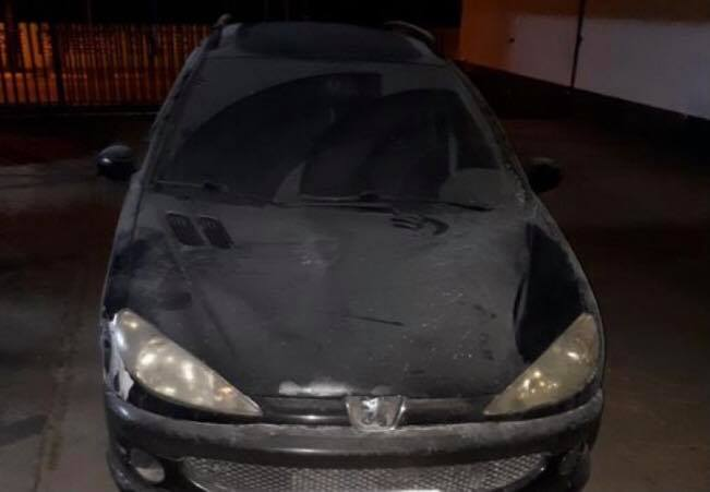 Ladrão de veículo é preso no Centro