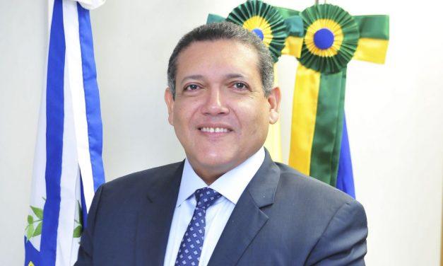Kassio Marques toma posse como ministro do STF