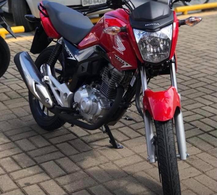 Moto é furtada durante o dia em Louveira