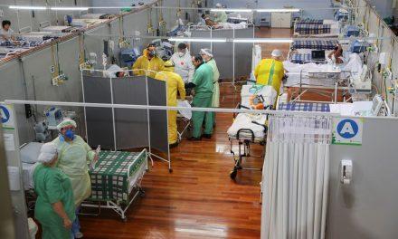 Governo Federal desobedece decisão do STF para o financiamento de leitos de UTI em SP