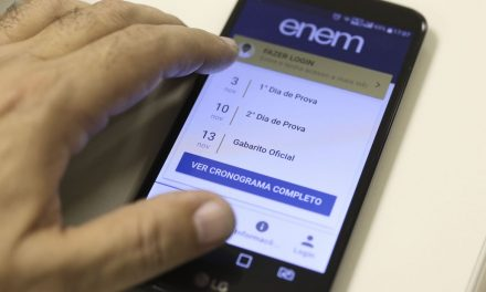Primeiro Enem digital começa domingo (31) com aplicação em 104 cidades