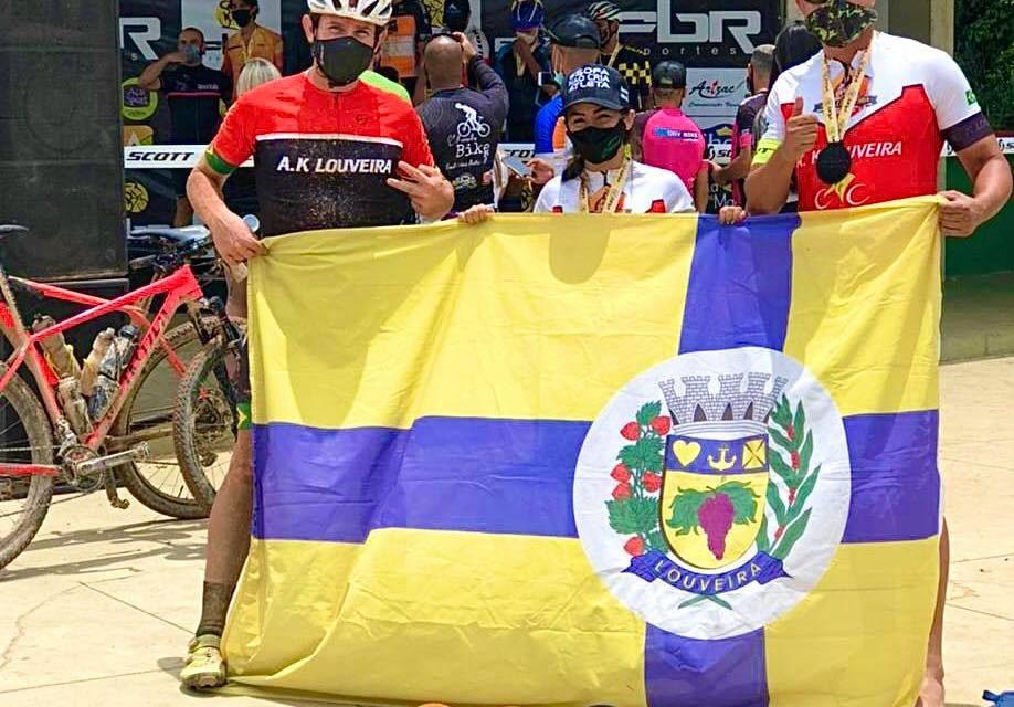 Louveirenses conquistam pódio em torneio de Mountain Bike