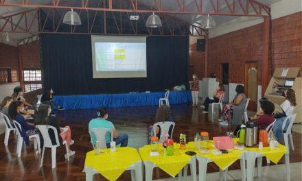 Assistência Social promove encontro de planejamento com equipes dos CRAS