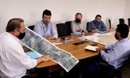 Melhorias na Romildo Prado são discutidas entre Prefeitura e concessionária