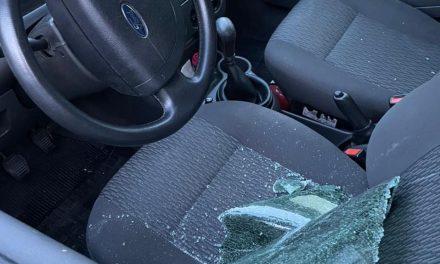 Ladrão de carros é preso na Estiva
