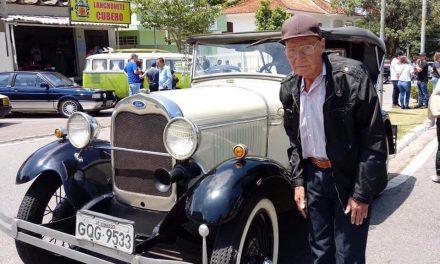 Falece seo Eugênio Bassi aos 96 anos