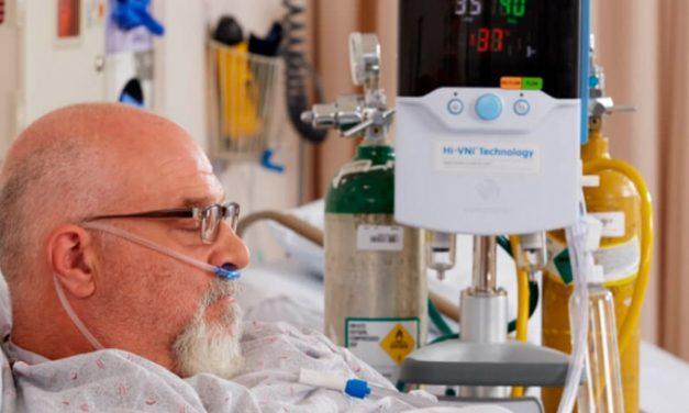 Para reduzir entubações de casos mais graves de covid-19,  Louveira usa Cateter de alto fluxo