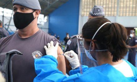 Vacinação covid-19 em Louveira: chega a vez dos profissionais de segurança