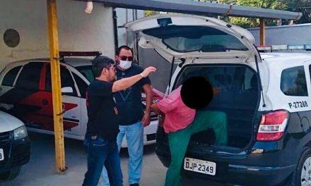 Homem é preso por agredir ex-mulher