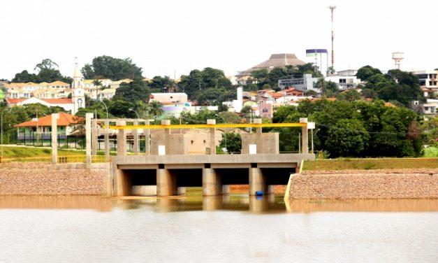 Novas bombas de água na Represa do Córrego Fetá são instaladas