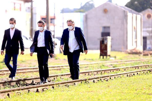 Turismo em Louveira: Expresso Ferroviário Vale das Frutas será em setembro