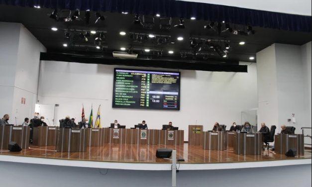 Vereadores aprovam LDO 2022 em sessão extraordinária