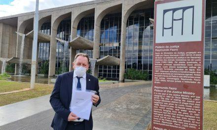 Segurança, Educação, Esporte, Cultura e Turismo: Prefeito de Louveira vai à Brasília buscar melhorias