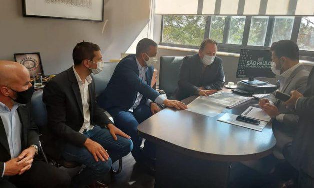 Novo trevo de Louveira, Poupatempo e saúde: Prefeito e vereadores vão ao Governo do Estado em busca de melhorias para cidade