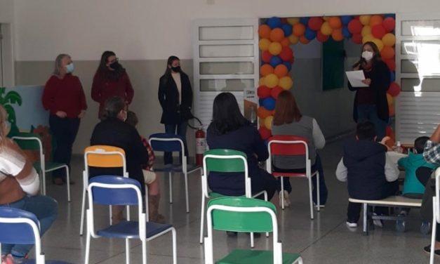 Volta às aulas em Louveira: Famílias iniciam semana de acolhimento nas escolas e recebem orientações