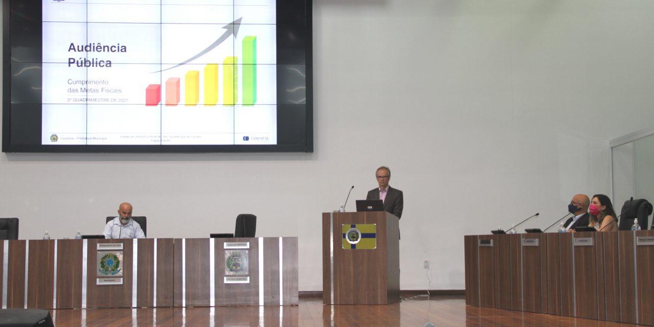 Louveira registra aumento de 25% em arrecadação no segundo quadrimestre de 2021