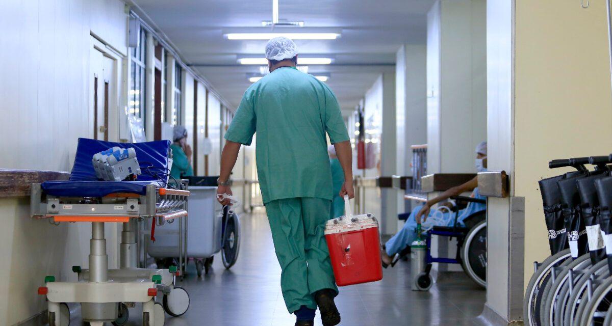 Cerca de 38% das famílias brasileiras se recusaram a doar órgãos em 2021