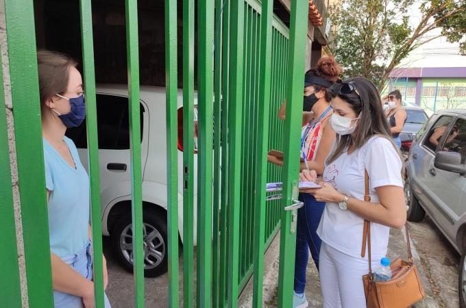 Com o Censo Habitacional no Parque Brasil, FumHab inicia estudos para criação da Política Municipal de Habitação