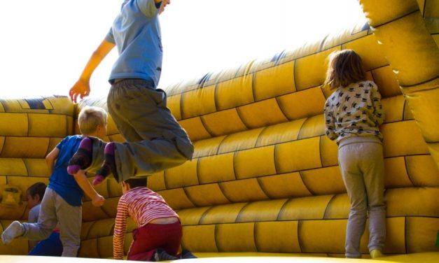 DIA DAS CRIANÇAS – Celebração terá atividades gratuitas de cultura, esporte e lazer em quatro locais da cidade durante feriado